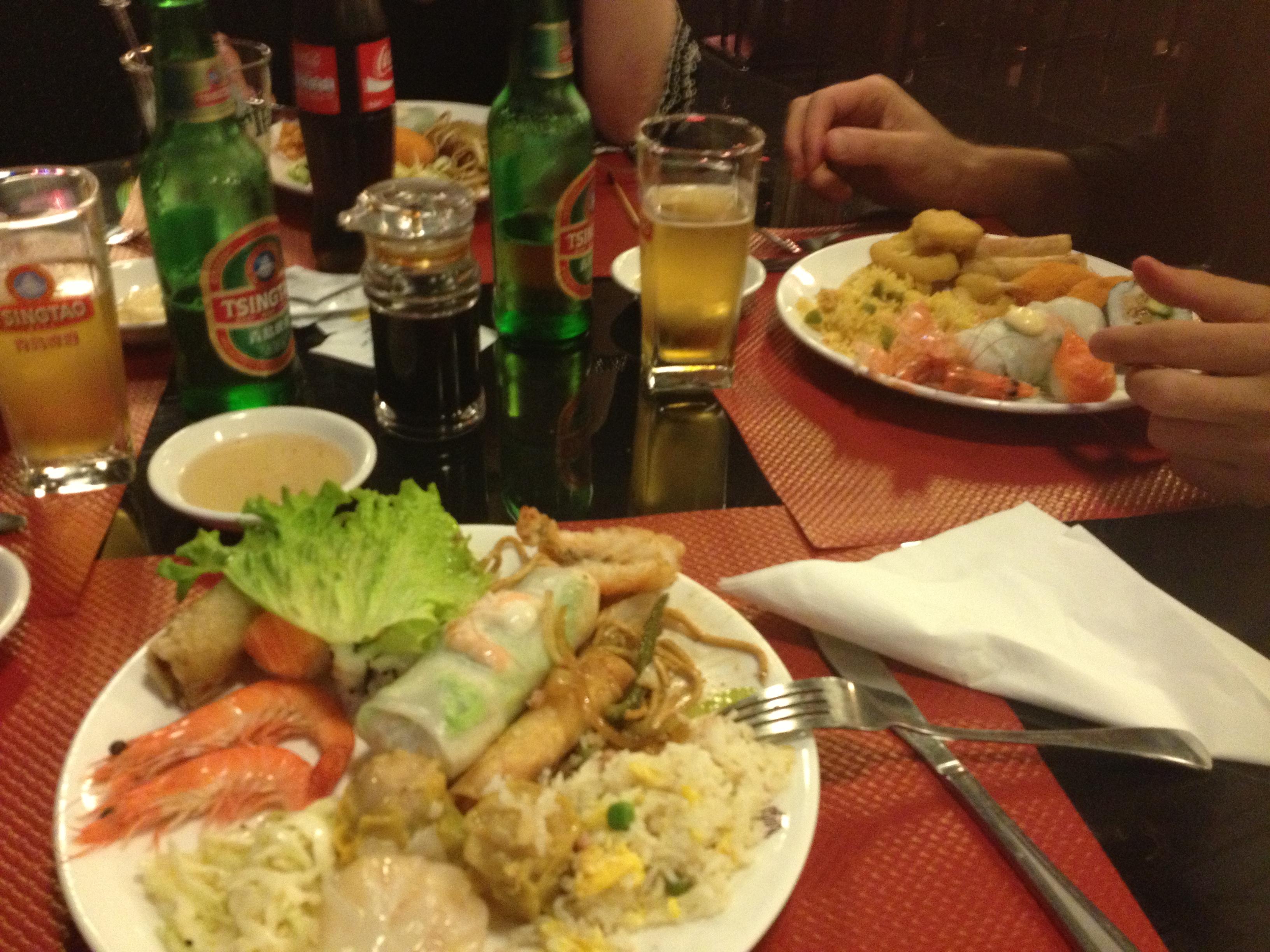 Restaurant Asiatique Presqu Ile Guerande